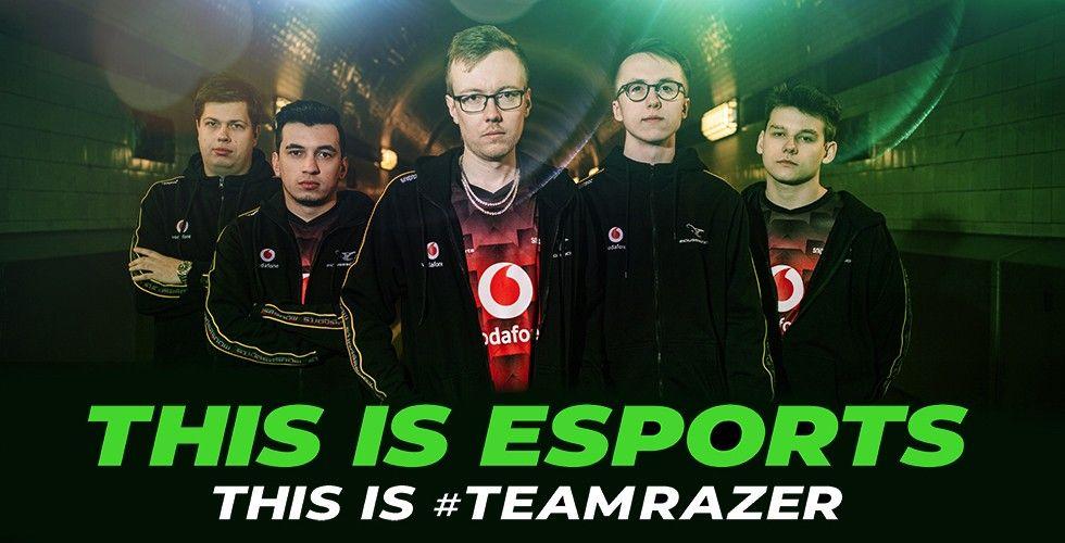 Team Razer: Home to Razer's Professional Esports Teams