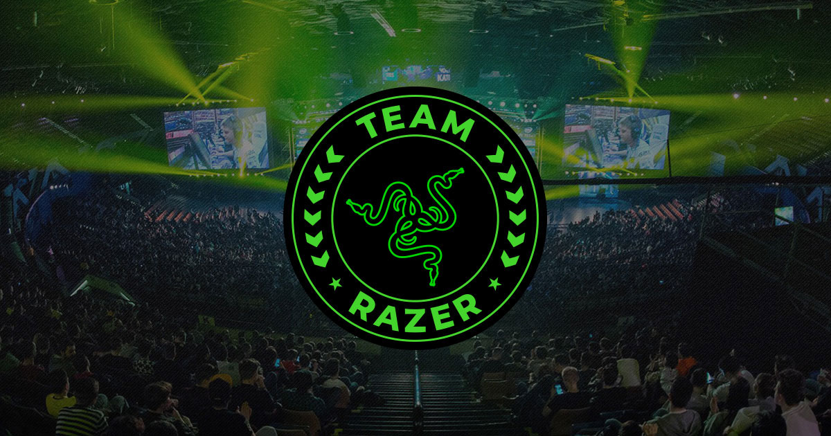 Team Razer: Home to Razer's Professional Esports Teams