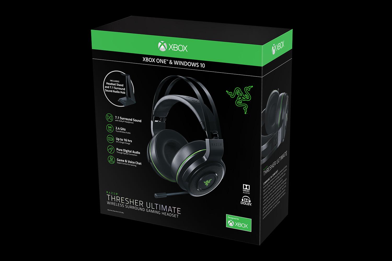 Wireless Gaming Headset - Razer Thresher Ultimate Xbox Headset