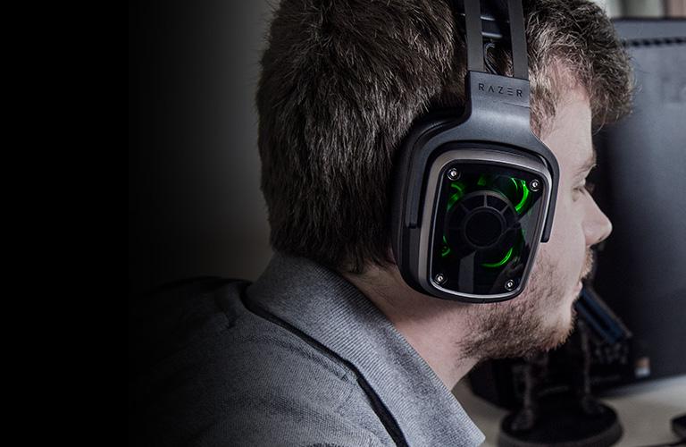 Razer Tiamat 7.1 V2 Cuffie da Gioco Analogiche con Audio ...
