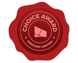 Windows Central Choice Award